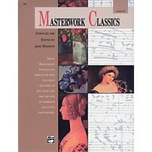 Alfred Masterwork Classics Level 6 Book & CD Piano