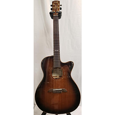 Alvarez Masterworks MFA66CE OM/Folk Acoustic Electric Guitar