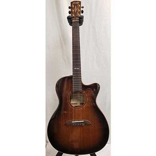Masterworks MFA66CE OM/Folk Acoustic Electric Guitar
