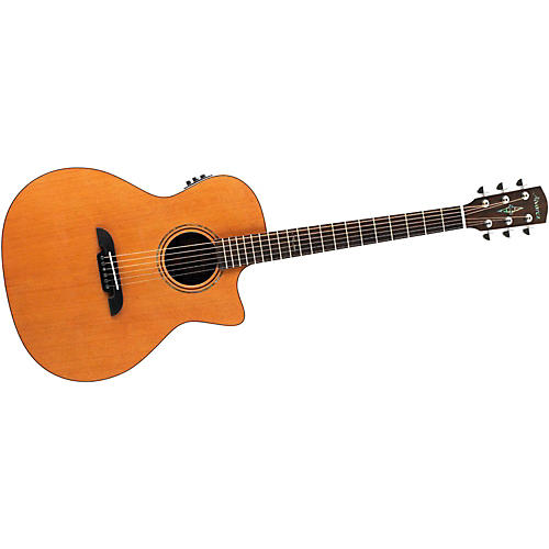 Alvarez Masterworks MG7SSCE Grand Auditorium Cutaway Style Acoustic-Electric Guitar