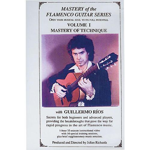 Mel Bay Mastery of the Flamenco Guitar Series DVD, Volume 1