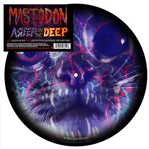 Alliance Mastodon - Asleep in the Deep