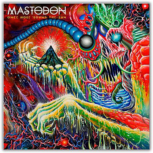 WEA Mastodon - Once More 'Round the Sun Vinyl LP