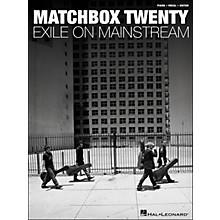 Hal Leonard Matchbox Twenty - Exile On Mainstream arranged for piano, vocal, and guitar (P/V/G)