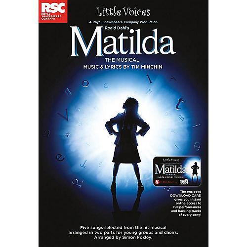 Novello Matilda The Musical (Little Voices Collection) 2-Part
