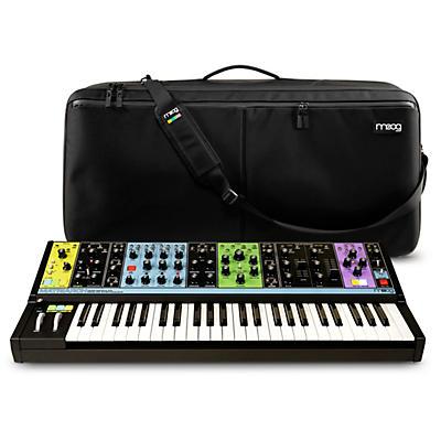 Moog Matriarch Semi-Modular Analog Synthesizer and SR Case