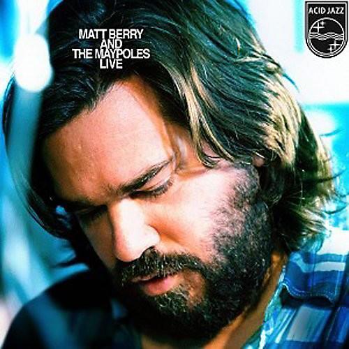 Alliance Matt Berry & the Maypoles Live: Color LP