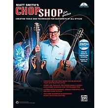 Alfred Matt Smith's Chop Shop for Guitar - Book & DVD