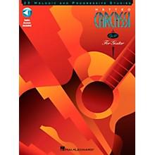 Hal Leonard Matteo Carcassi - 25 Melodic and Progressive Studies, Op. 60 Book/CD Pack