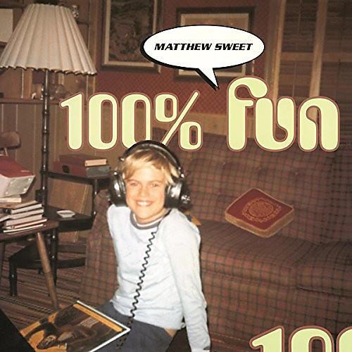 Alliance Matthew Sweet - 100 Percent Fun