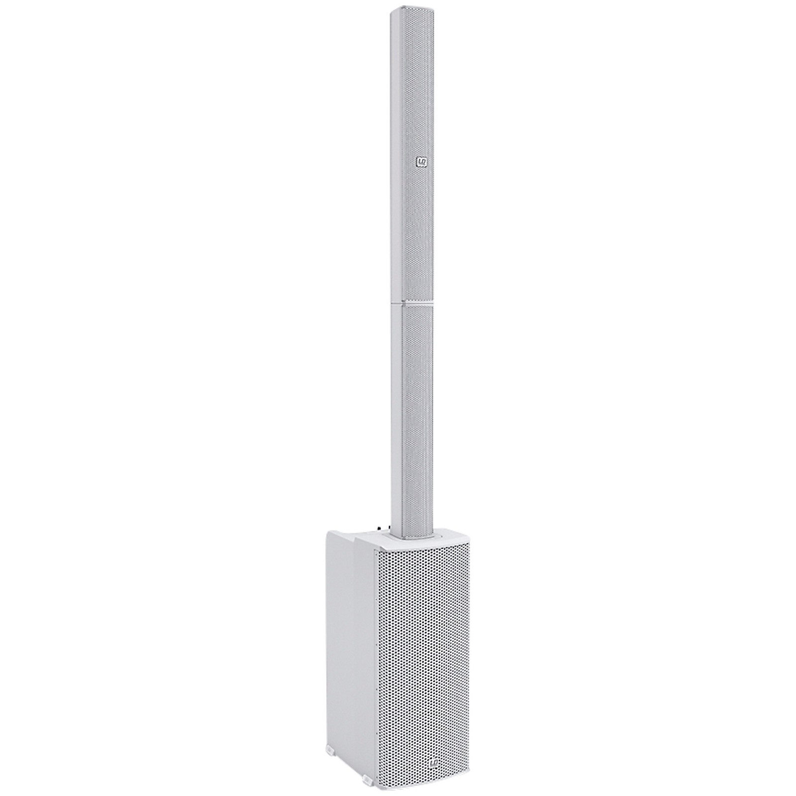 LD Systems Maui 11G2 Powered - Installable Column PA System - 1000W Peak White