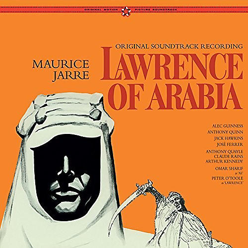Alliance Maurice Jarre - Lawrence Of Arabia: Deluxe Edition (Original Soundtrack)