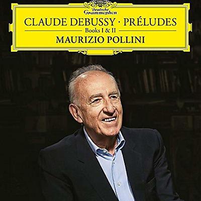 Maurizio Pollini - Claude Debussy: Preludes Books I and II