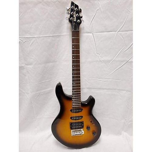 Washburn MavericK Solid Body Electric Guitar Sunburst