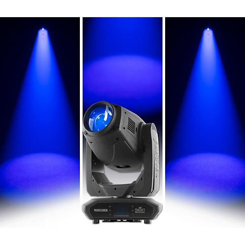 CHAUVET Professional Maverick MK1 Spot 350W LED Professional Moving Head Beam Light