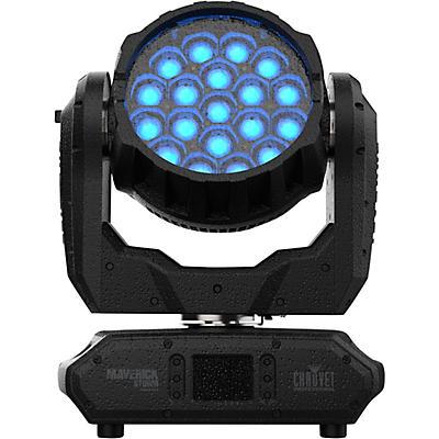 CHAUVET Professional Maverick Storm 1 Wash RGBW LED Moving-Head Light