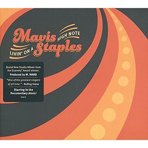 Alliance Mavis Staples - Livin on a High Note
