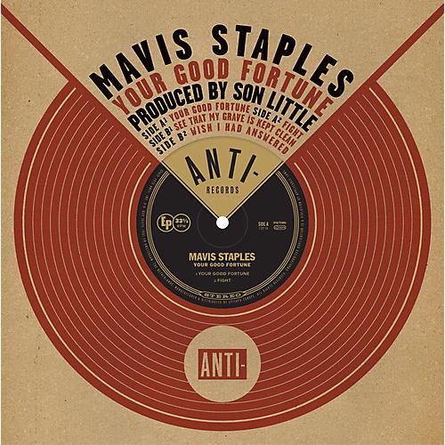 Alliance Mavis Staples - Your Good Fortune