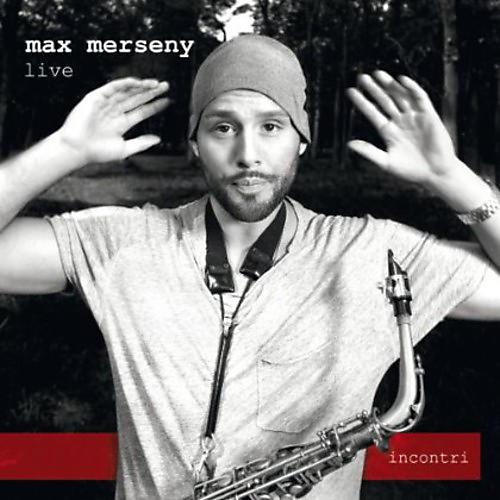 Alliance Max Merseny - Incontri-Live -EP W/MP3