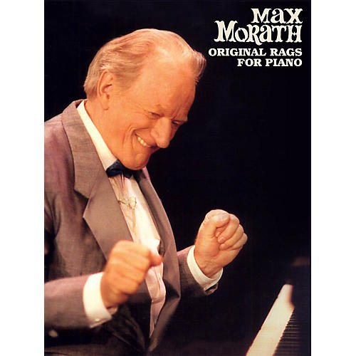 Hal Leonard Max Morath - Original Rags for Piano Misc Series Softcover
