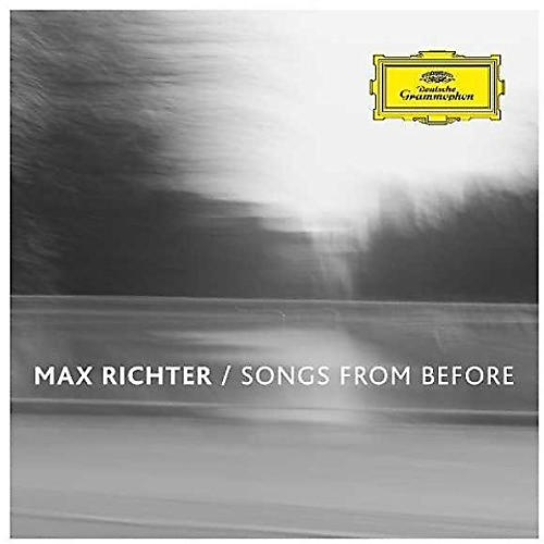 Alliance Max Richter - Songs from Before