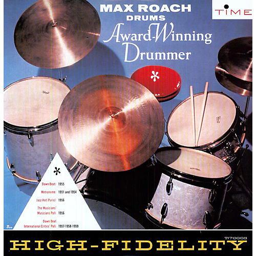Alliance Max Roach - Award Winning Drummer