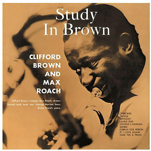 Alliance Max Roach - Study in Brown