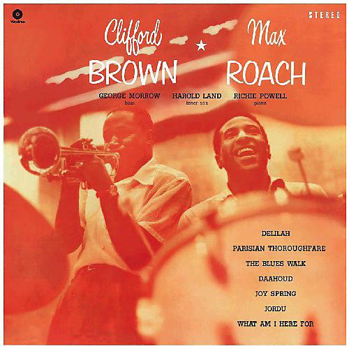 Alliance Max Roach & Clifford Brown - Clifford Brown & Max Roach