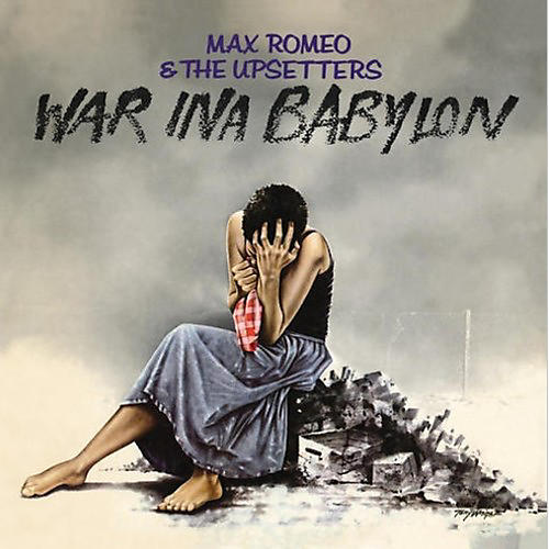 Alliance Max Romeo - War In Babylon