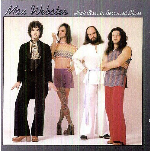 Alliance Max Webster - High Class In Borrowed Shoes