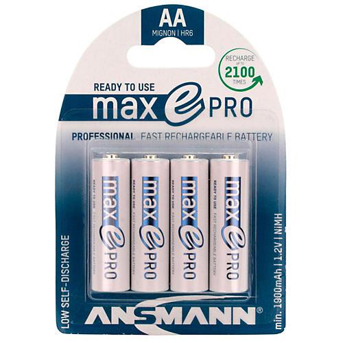 Ansmann MaxE Pro AA 4 Pack
