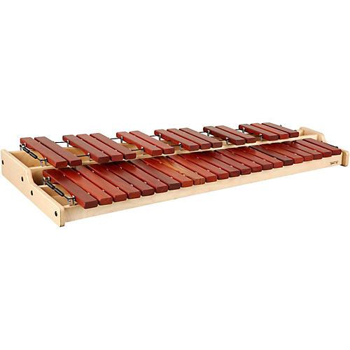 Marimba Warehouse Maxey Practice Marimba 3 Octave (C-C) Padouk