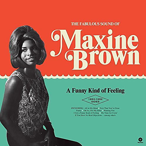 Alliance Maxine Brown - Funny Kind Of Feeling: The 1960-1962 Sides