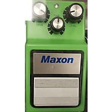 Analogman Maxon OD9 Silver Mod Effect Pedal