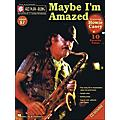 Hal Leonard Maybe I'M Amazed - Jazz Play-Along Volume 97 (CD/Pkg) Featuring Howie Casey thumbnail