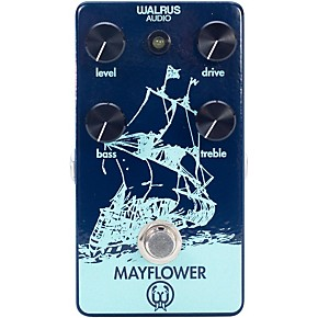 walrus audio mayflower overdrive musician 39 s friend. Black Bedroom Furniture Sets. Home Design Ideas