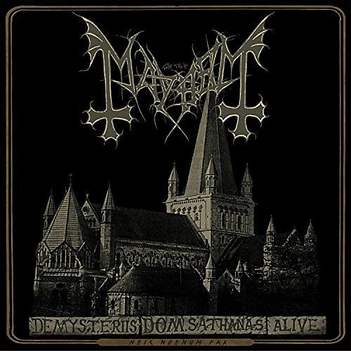 Alliance Mayhem - De Mysteriis Dom Sathanas Alive