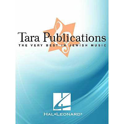 Tara Publications Mazel Tov Suite! Klezmer Style (Melody/Lyrics/Chords) Tara Books Series