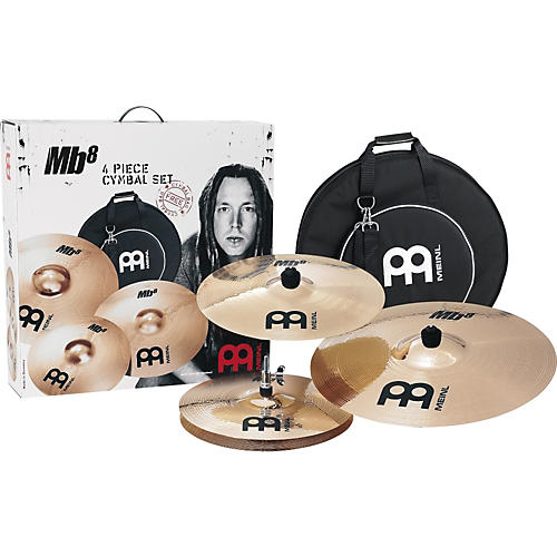 Meinl Mb8 Rock Cymbal Set Condition 2 - Blemished Regular 190839639158