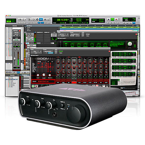 Avid Mbox 3 Mini and Pro Tools Express Educational