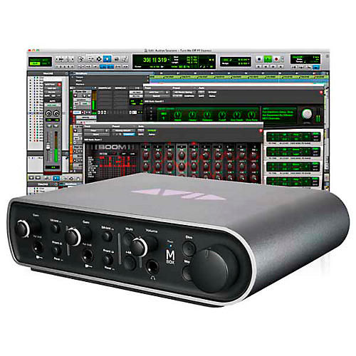 Avid Mbox 3 And Pro Tools Express Educational Musician S Friend