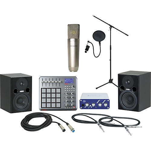 Digidesign Mbox2 Mini Recording Package