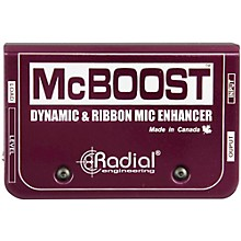 Radial Engineering McBoost Microphone Signal Intensifier