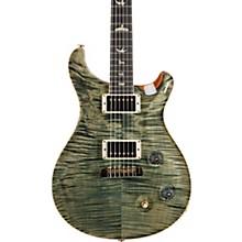 McCarty 10 Top Electric Guitar Trampas Green