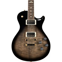 McCarty SingleCut 594 with Pattern Vintage Neck, 10 Top Electric Guitar Charcoal Burst