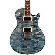 McCarty SingleCut 594 with Pattern Vintage Neck, 10 Top Electric Guitar Faded Whale Blue