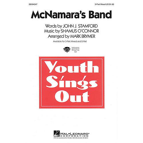 Hal Leonard McNamara's Band 3-Part Mixed Arranged by Mark Brymer