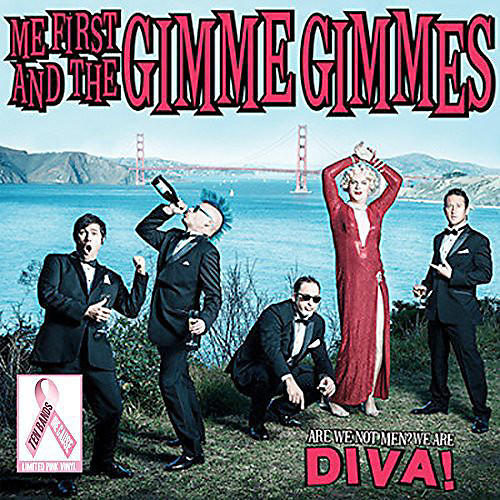 Alliance Me First and the Gimme Gimmes - Are We Not Men: We Are Diva