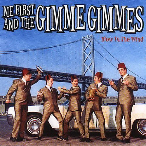 Alliance Me First and the Gimme Gimmes - Blow In The Wind