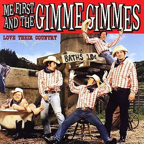 Alliance Me First and the Gimme Gimmes - Love Their Country